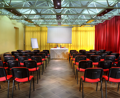 Sala meeting Hotel Manzoni Montecatini
